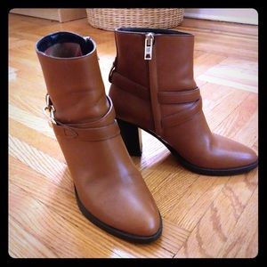 BURBERRY Bedford Boots classic and gorge brown